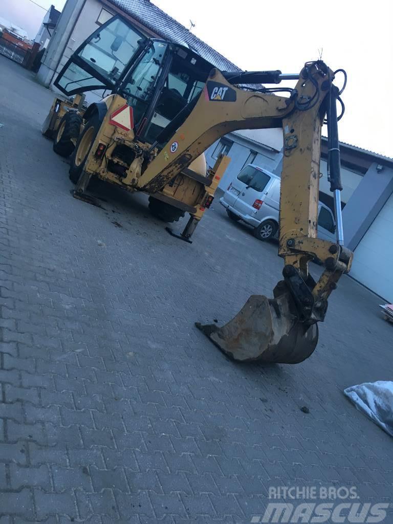 Caterpillar 432 E 4x4