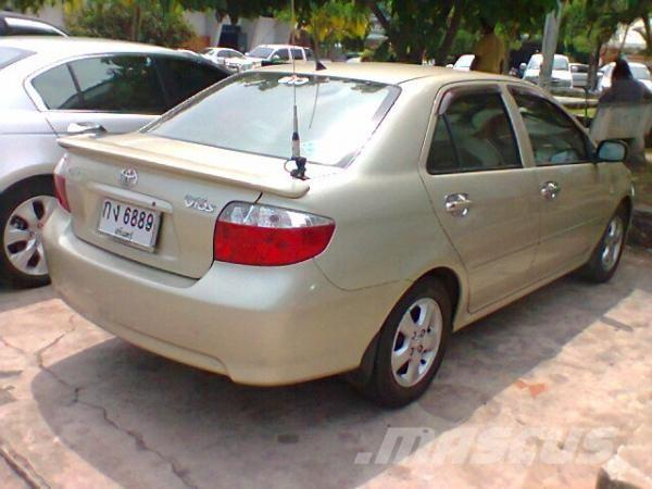 Used Toyota Vios 2005 E Cars Year 2005 Price Us 12 656