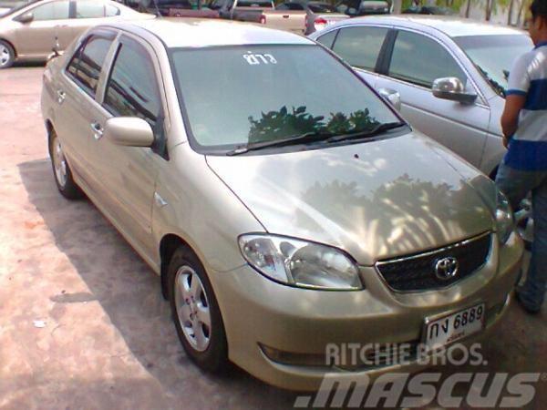 Toyota Vios 2005 e