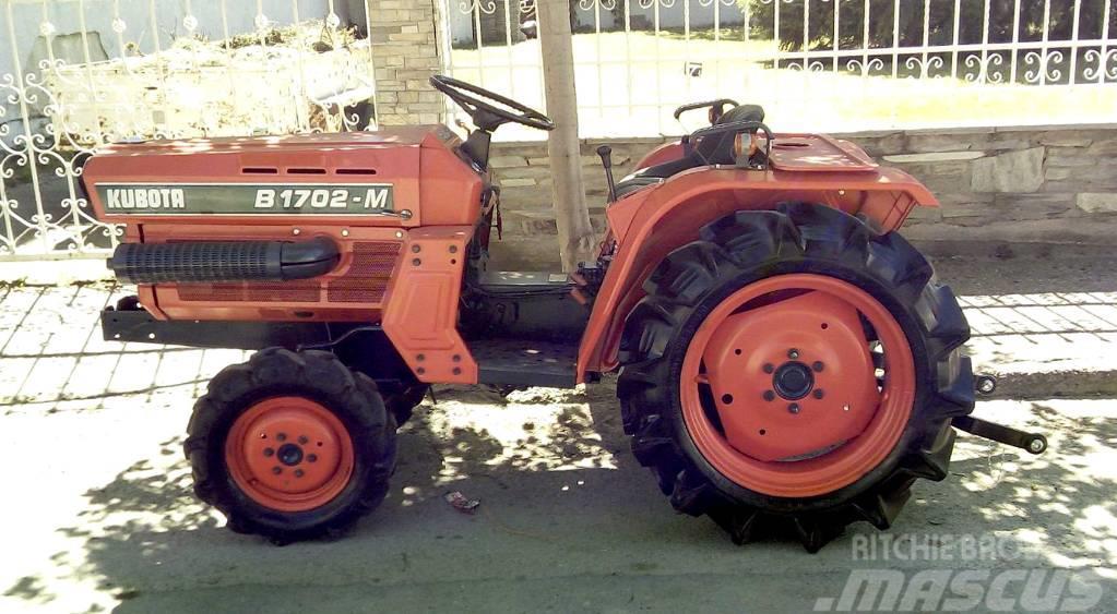Kubota B1702-M 4WD ΜΕ ΦΡΕΖΑ ΙΤΑΛΙΑΣ