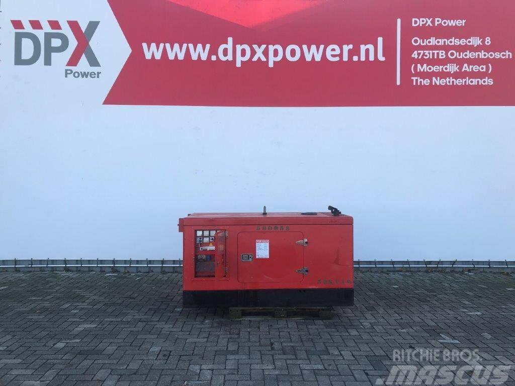 Himoinsa HIW-30 - Iveco - 30 kVA Generator - DPX-12176