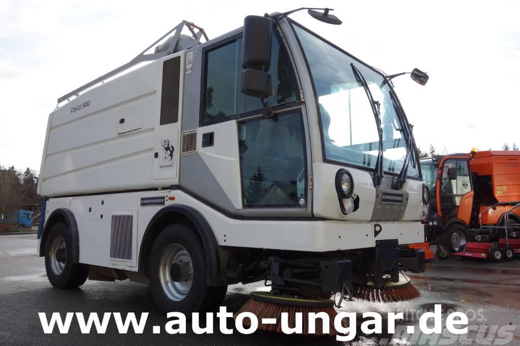 Bucher CityCat CC5000 Euro 5 Druckreiniger Saugschlauch-