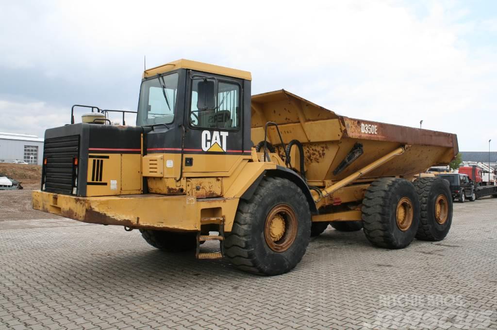 Caterpillar D 350 E II