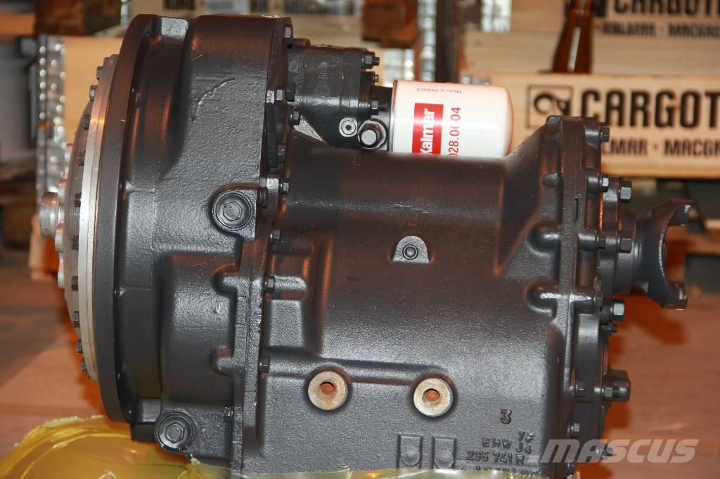 Clark GEAR BOX 12,2HR 18301-20