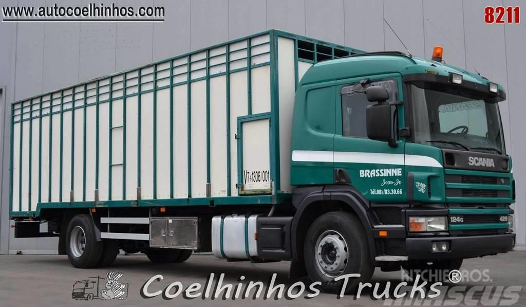 Scania 124G 420