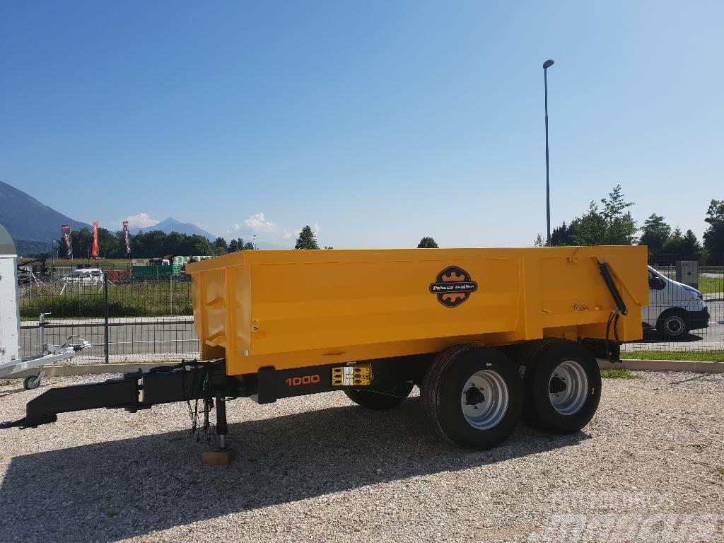 Palmse PT 1000 prikolica - trailer - aanhanger