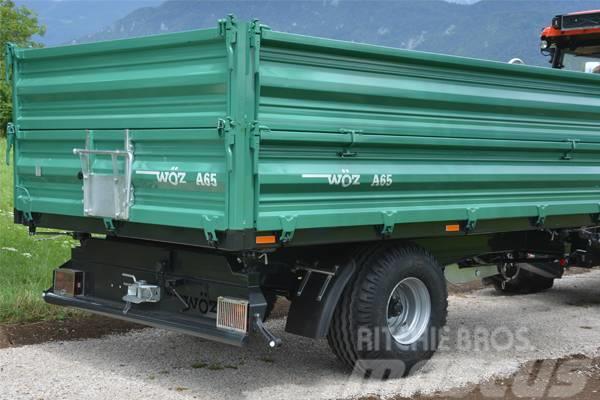 [Other] Wöz A 65 kiper prikolica / tipper trailer kipper a