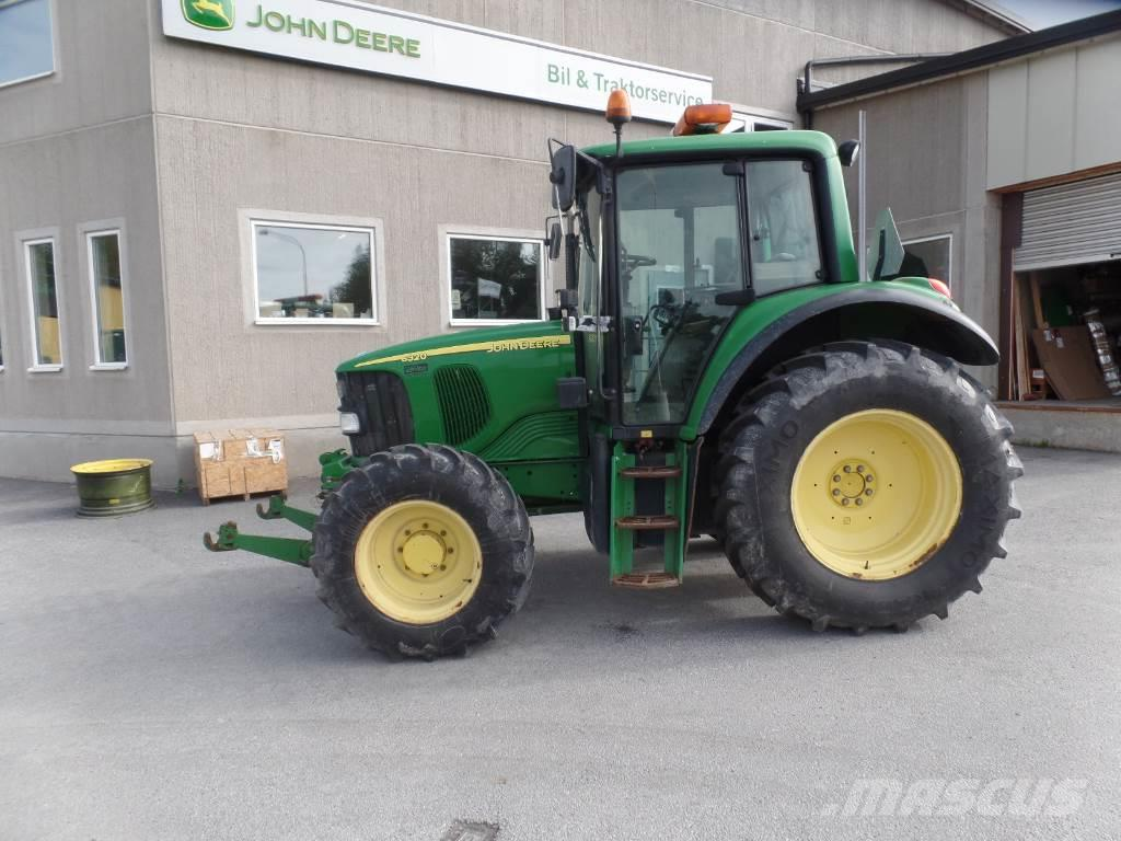 john deere 6320 gebrauchte traktoren gebraucht kaufen und. Black Bedroom Furniture Sets. Home Design Ideas
