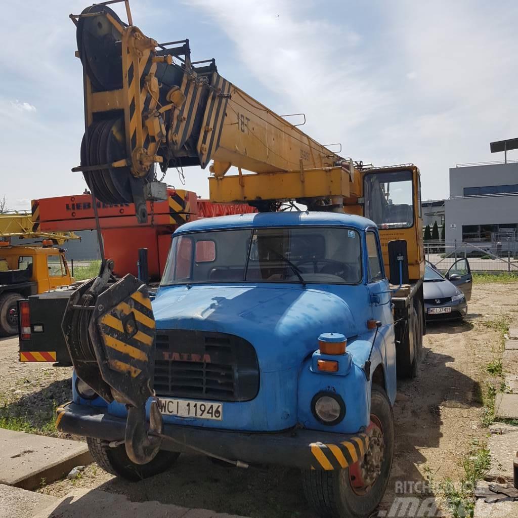 Tatra DS 181  18 t