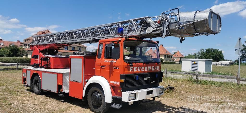 Iveco Drehleiter 23/12 DLK Feuerwehr