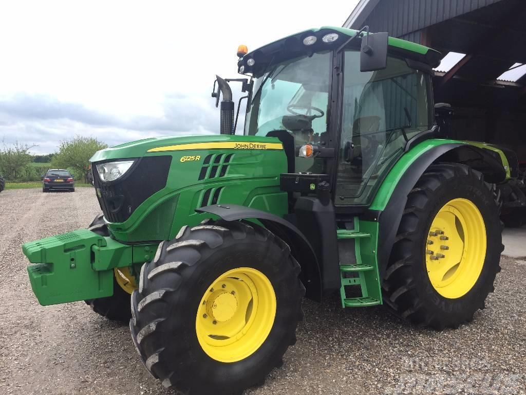 Used john deere 6125 r tractors year 2014 price 59 431 for sale mascus usa - Tondeuse john deere jm36 ...