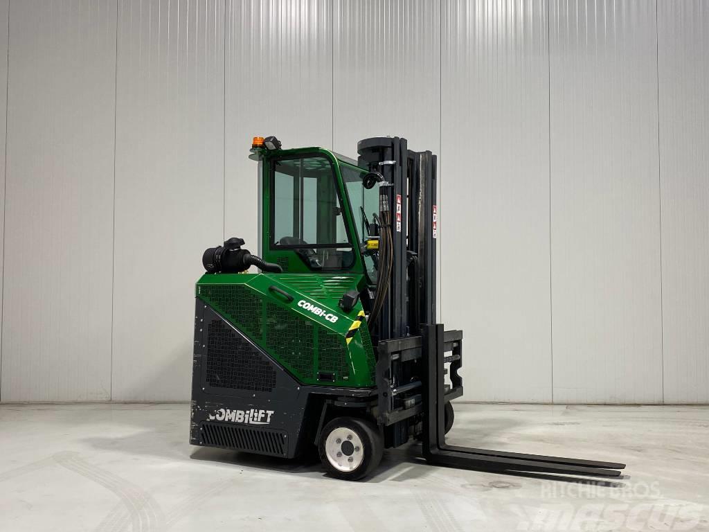 Combilift C2500CB lpg