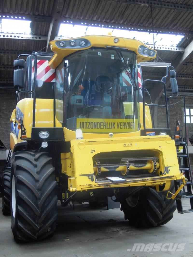 New Holland CX5080 T4