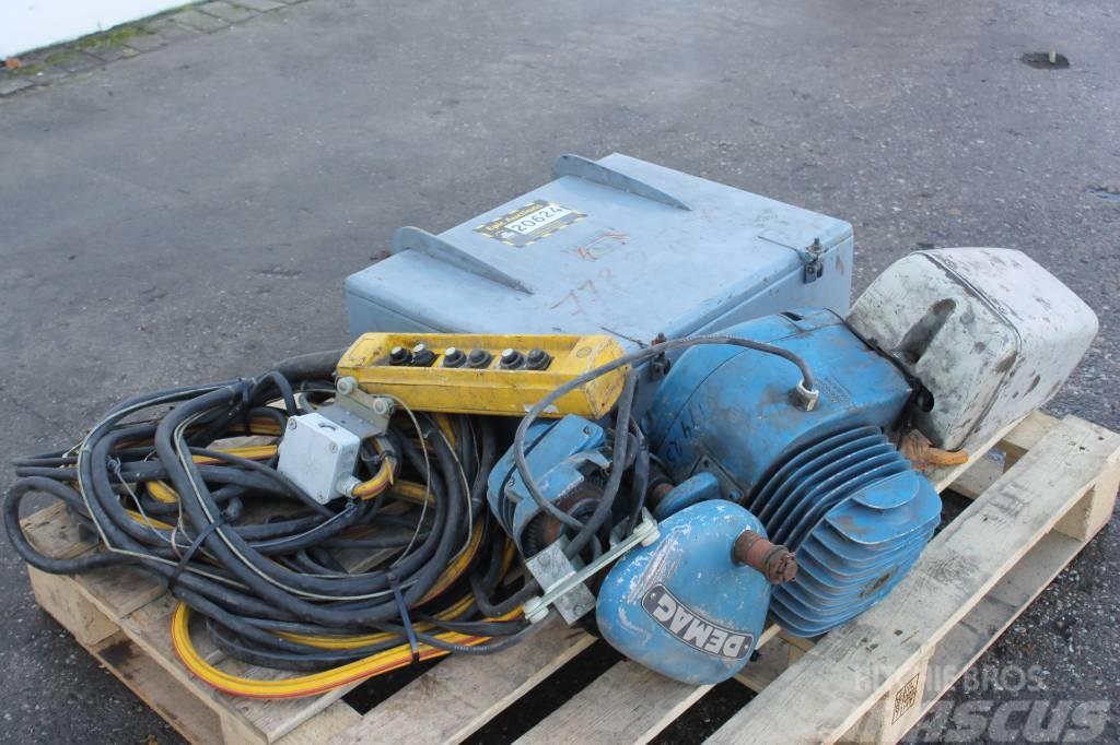 Demag PK5N-F Elektrische Kettingtakel