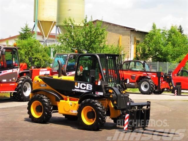 JCB JCB 520 - 50 ** 4x4x4 - 5.1m / 2t. ** vgl. 25.6 52