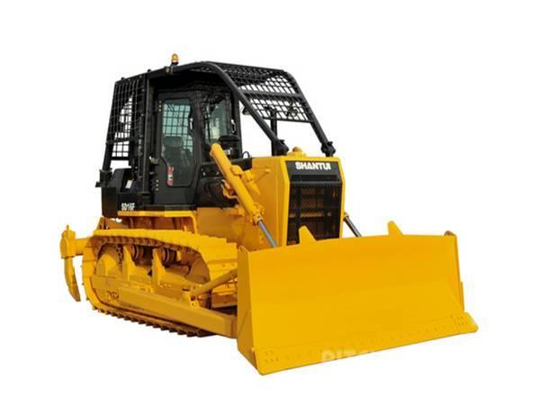 SHANTUI SD16F lumbering bulldozer