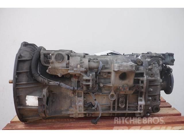 Mercedes-Benz G210-16 EPS