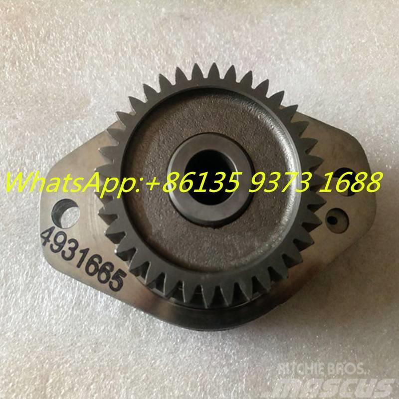 Cummins Qsb6.7 Engine Hydraulic Pump Adapter 4931665