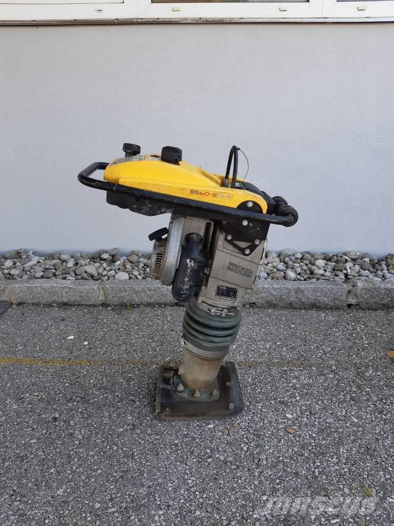 Wacker Neuson BS60-2 plus