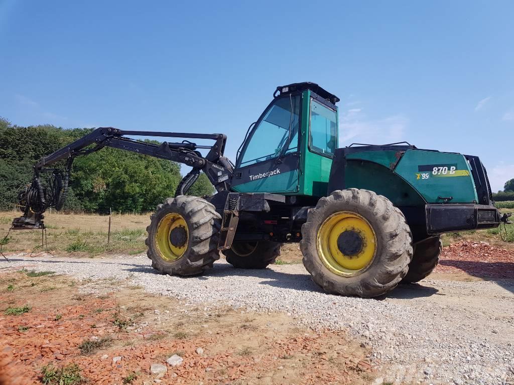 Timberjack 870 B