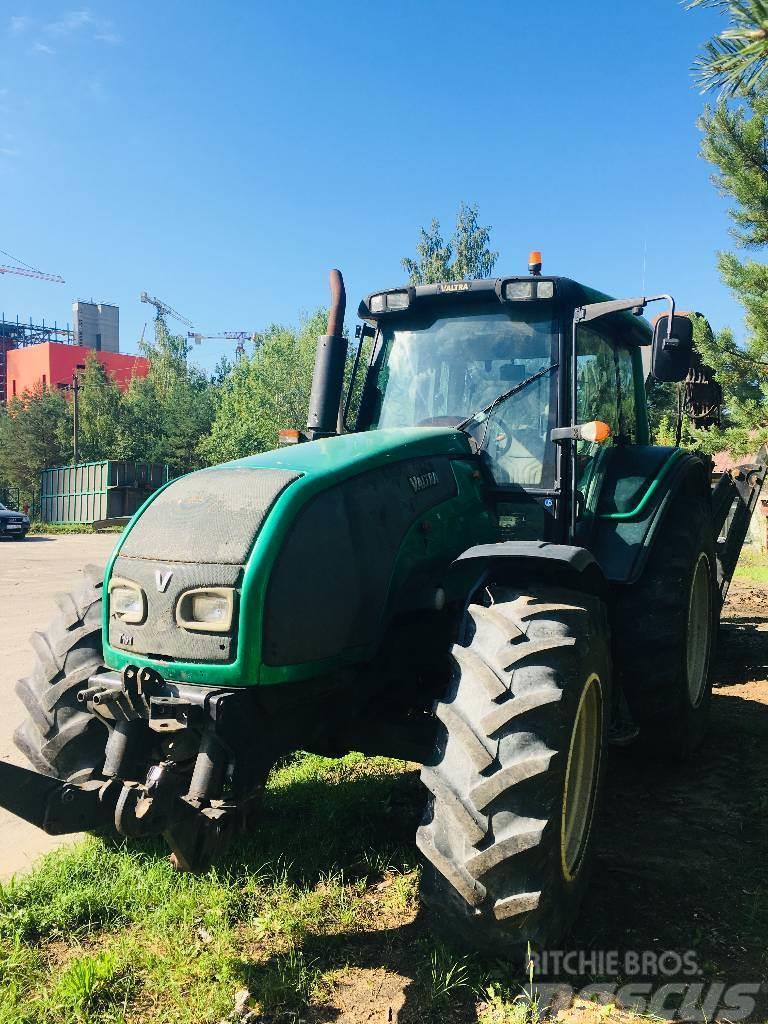 Kesla C645S su VALTRA T191H traktoriumi