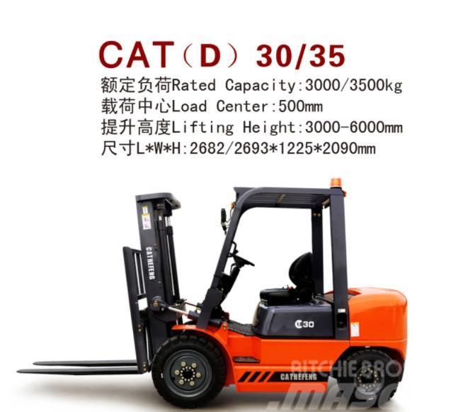 Cathefeng CAT 30/35