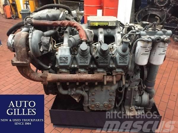 [Other] Detroid Diesel MTU S2000 V8 / S 2000 V 8