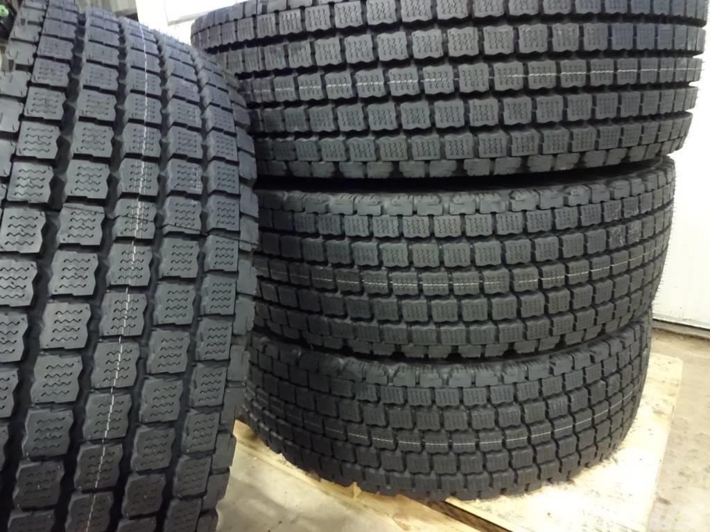 [Other] Kompletta Nya Däck å Fälg Bridgestone RW-Drive oo1