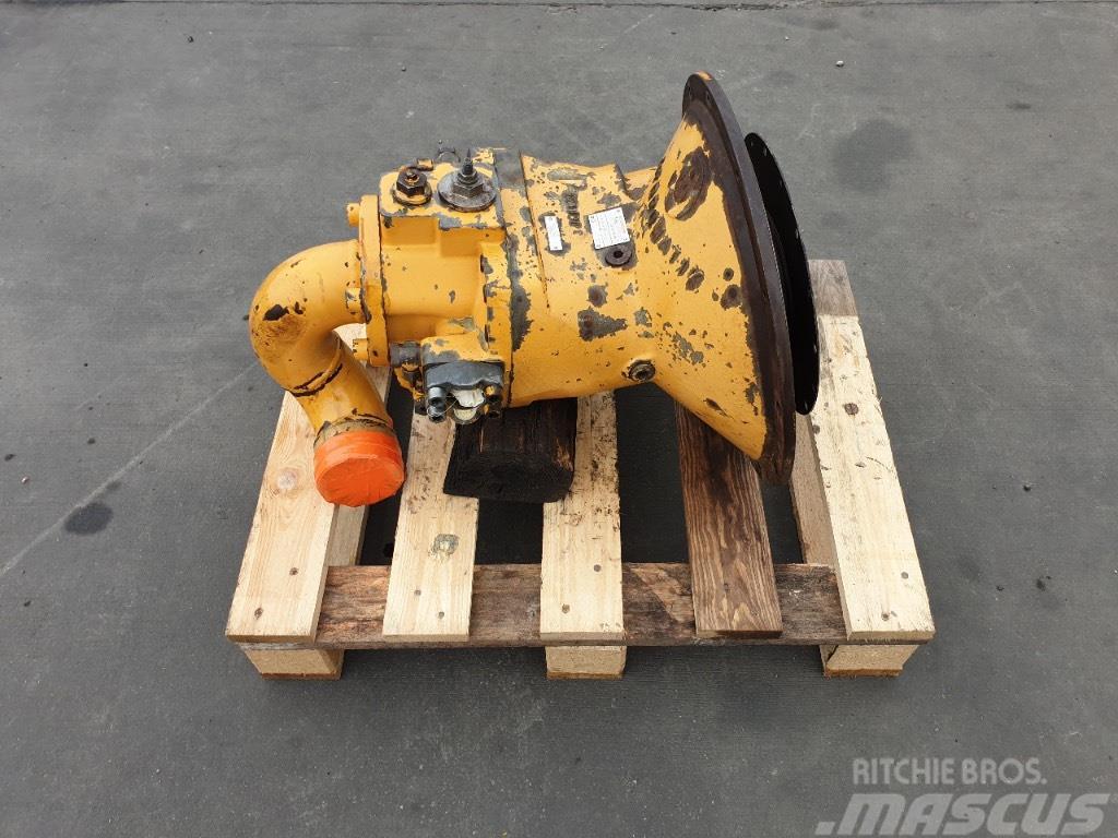 Delmag liebherr  932 hydraulic pump