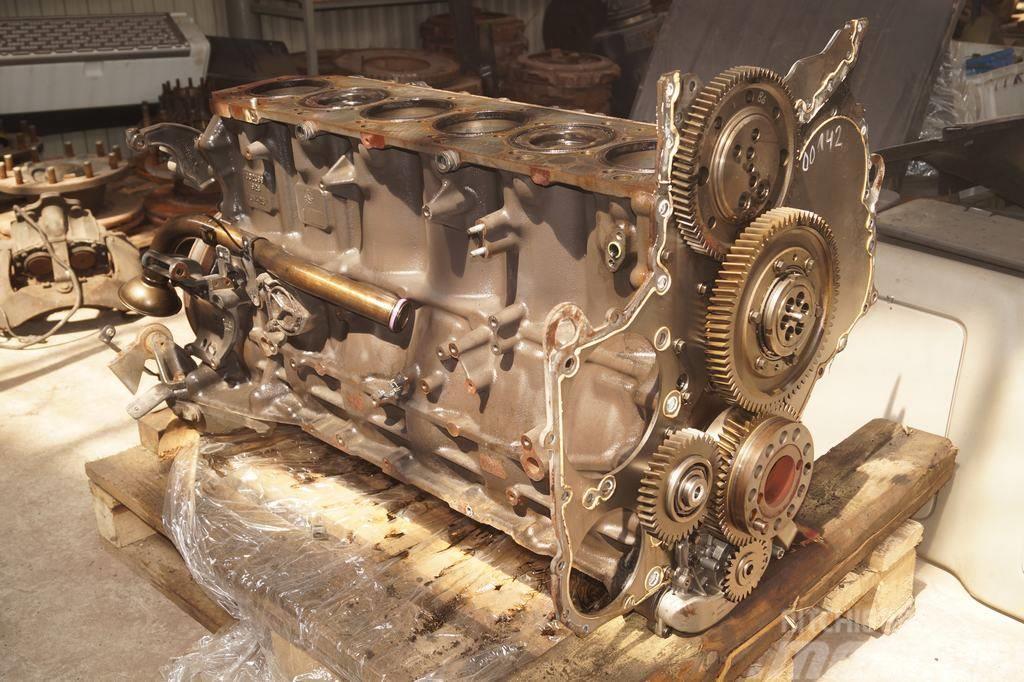 Renault Premium 460 DXI SHORT ENGINE