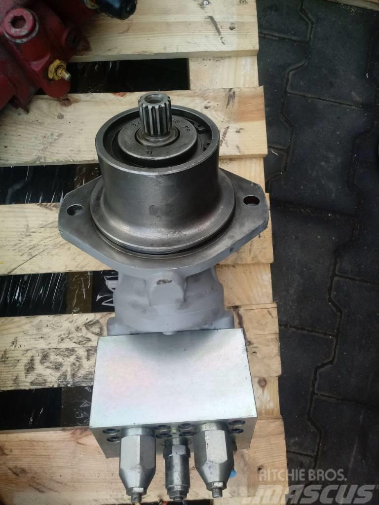 Hydromatik A2FE6361W-VZL100 Silnik hydrauliczny Hydraulic eng