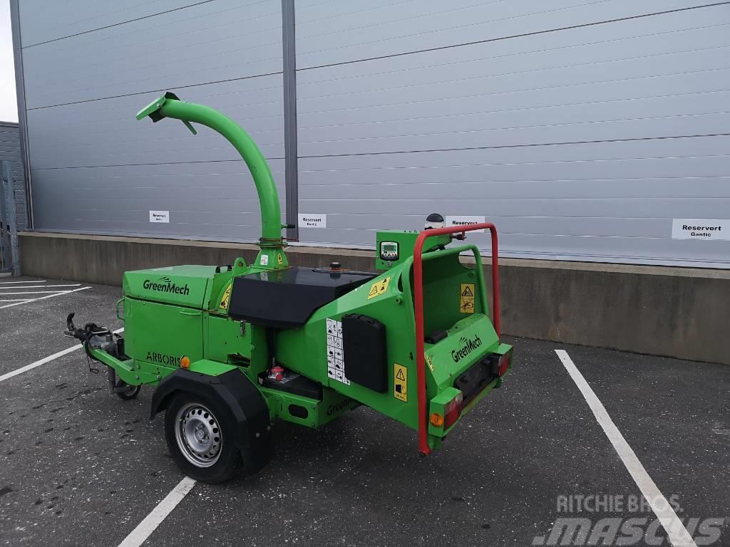 Greenmech Arborist 150 MT