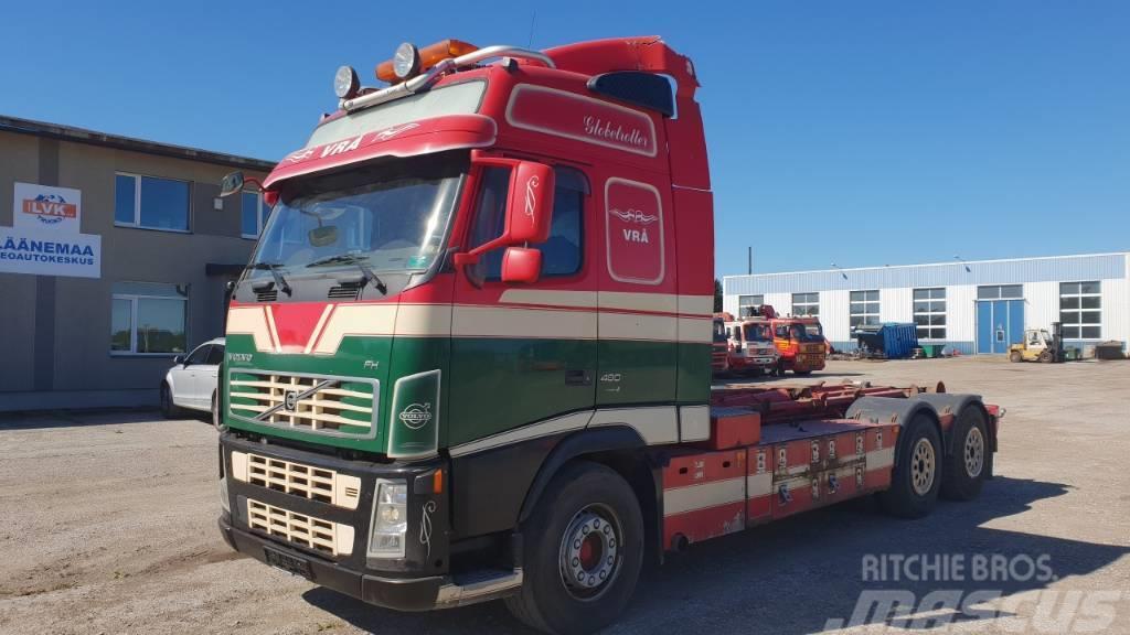 Volvo FH480 6X4