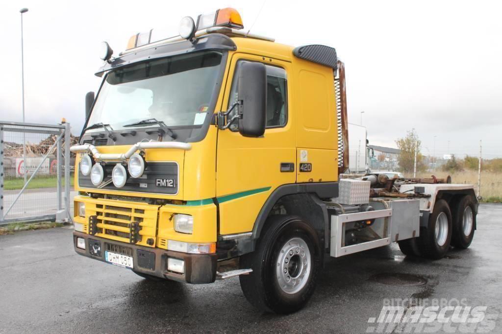 Volvo FM12 6X2