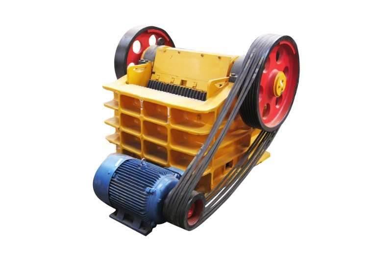 Sino Plant Jaw Crusher PE 250 x 1000 Fine