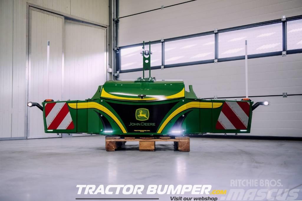 John Deere Tractor Bumper