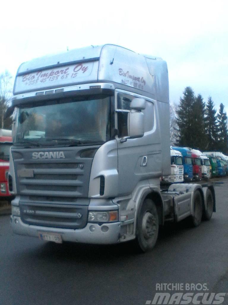 Scania R 560-6X2