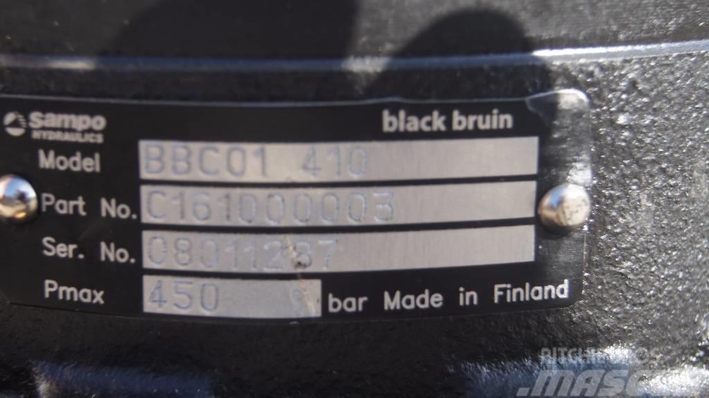 Black Bruin BBC01 410 -vetomoottori