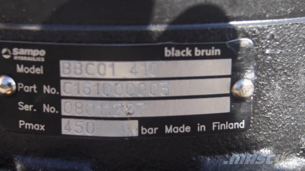 [Other] Black Bruin BBC01 410 -vetomoottori