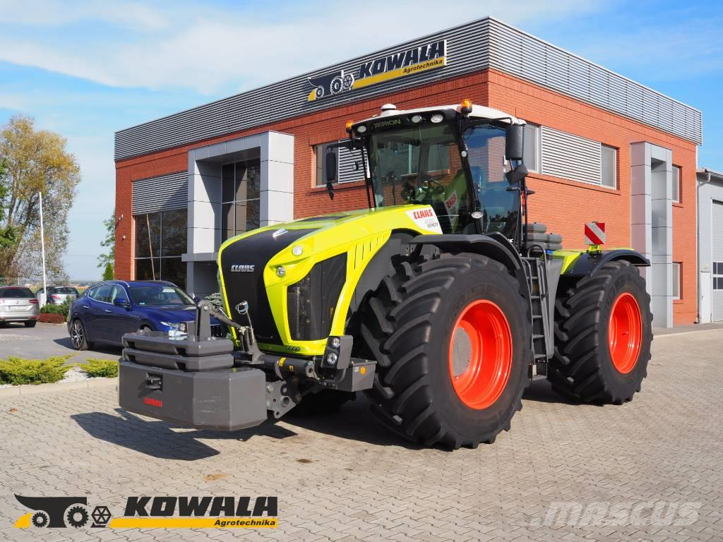 CLAAS Xerion 4000 TRAC (GPS - S10)