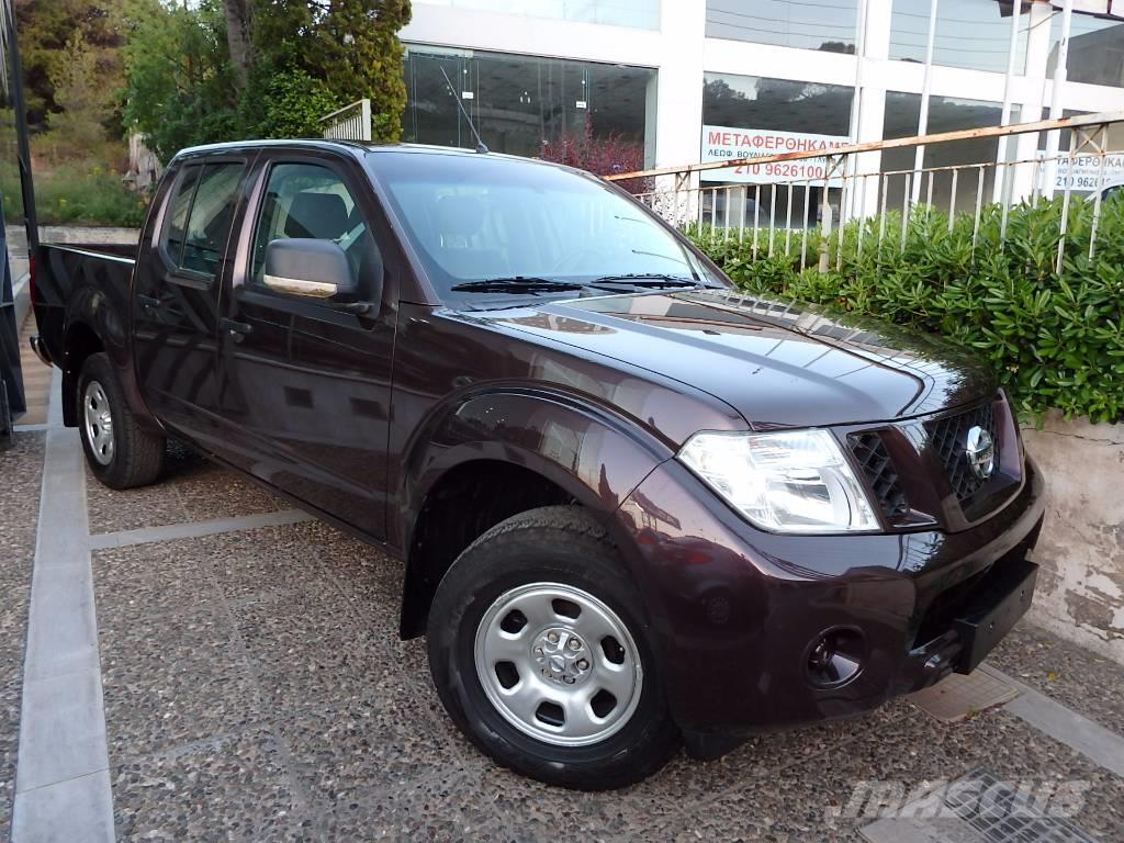 nissan navara 2 5dci 4x4 4door 190ps occasion prix 16 750 ann e d 39 immatriculation 2014. Black Bedroom Furniture Sets. Home Design Ideas