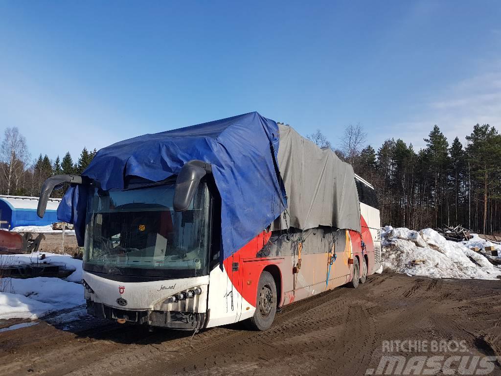 Scania K440EB6X2Belas demonteras