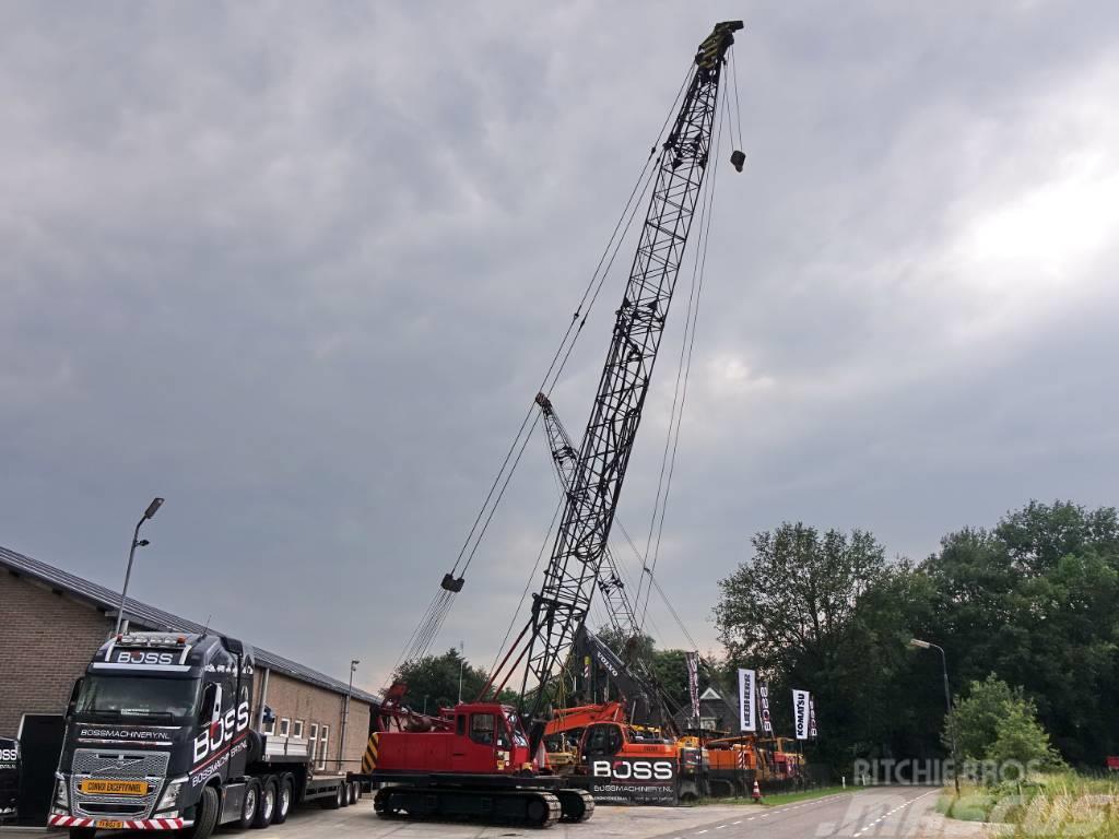 Kobelco 7035 (28 meter boom)