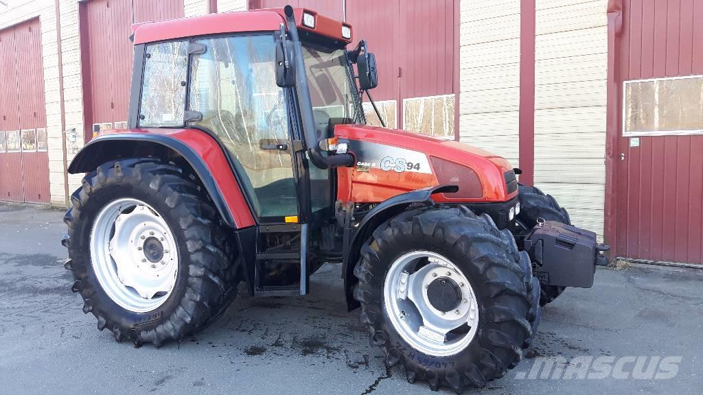 used case ih cs 94 tractors year 2003 price 23 185 for sale mascus usa. Black Bedroom Furniture Sets. Home Design Ideas