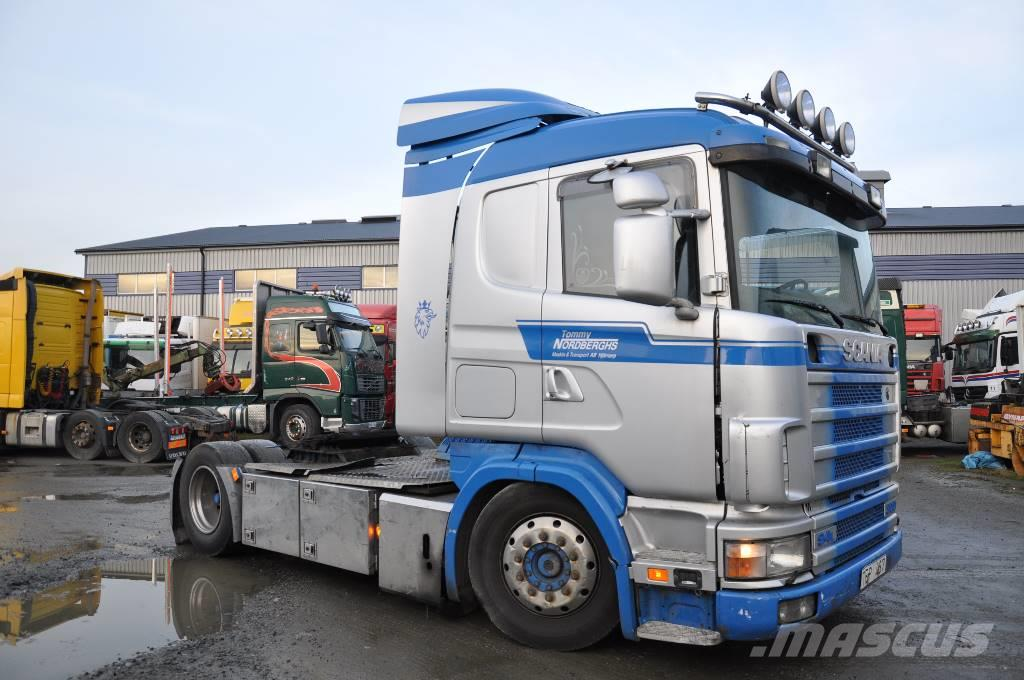 Scania P94 4X2 300