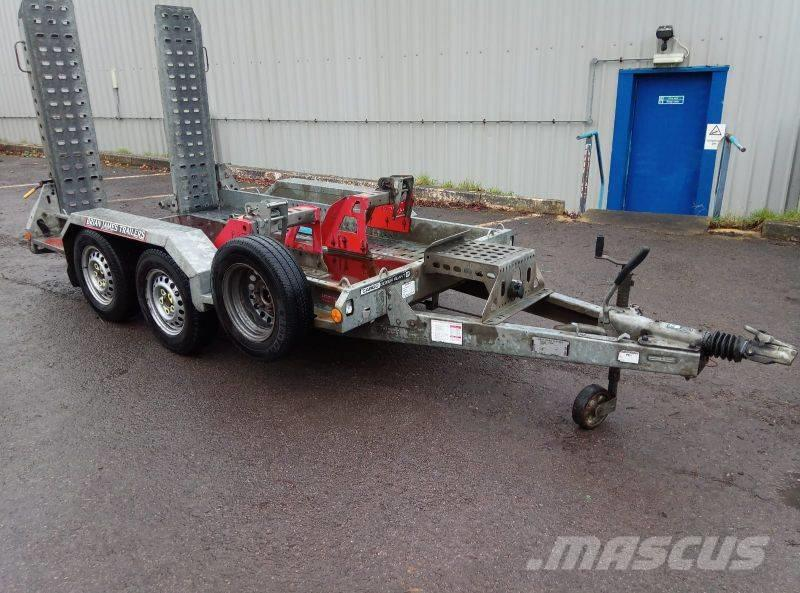 [Other] Brian James Cargo Digger Plant Trailer 8 x 4