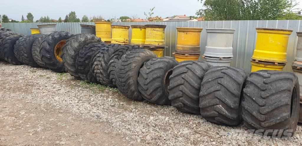 Nokian 700/55-34 Used and new Forestry tyres