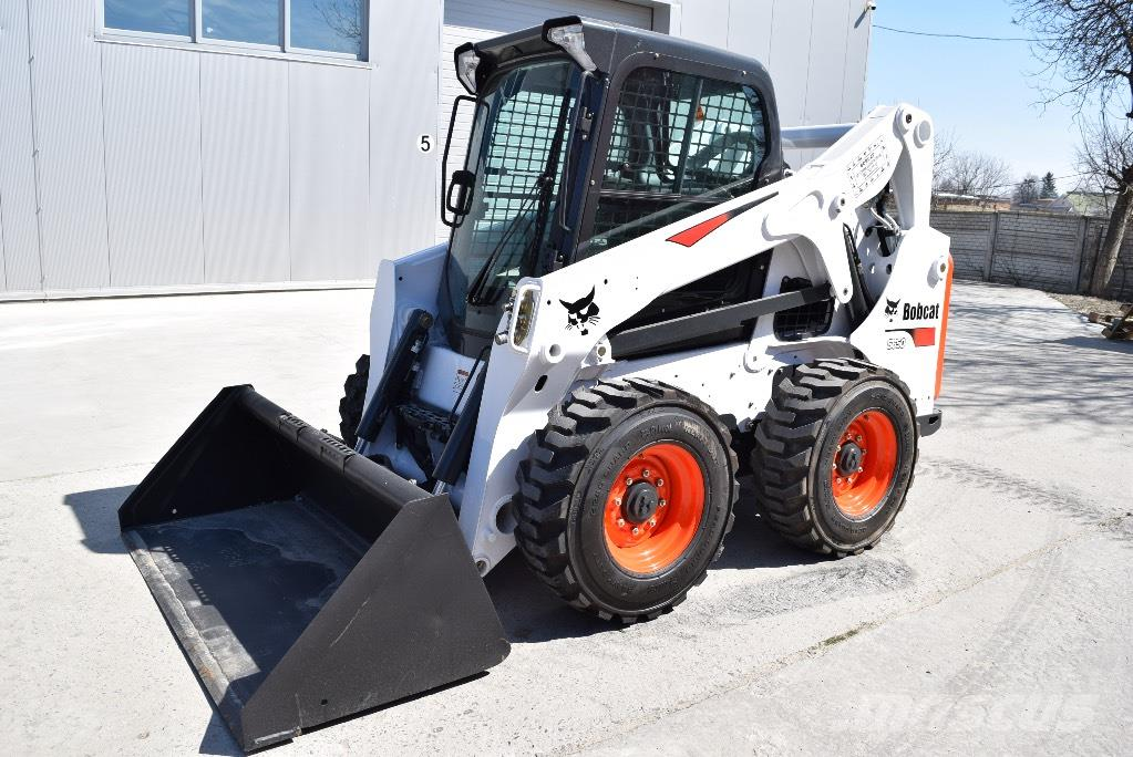 Bobcat S 650 HIGH FLOW