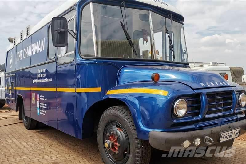 Bedford 1970 Bedford Food Truck (The Chairman)