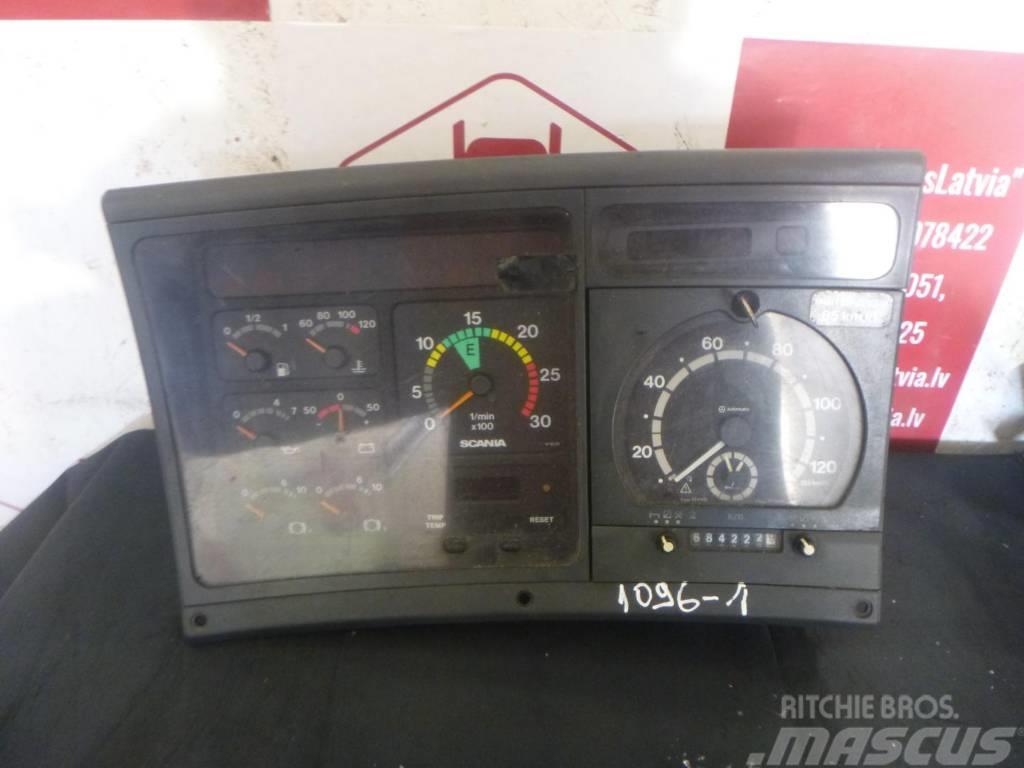 Scania R440 Dashboard 1421622